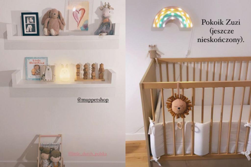 Pokój córki Natalii Klimas