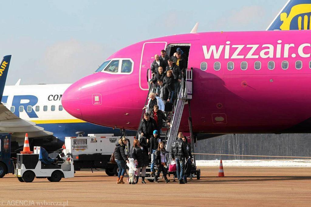 Wizz Air obniżył ceny biletów dla wszystkich pasażerów - promocja kończy się 5 września o północy