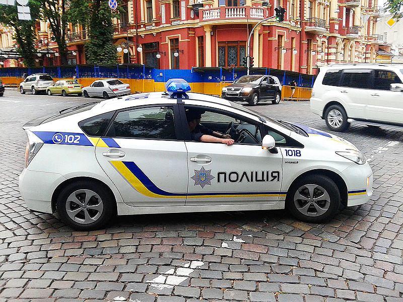 Ukraińska policja (zdjęcie ilustracyjne)