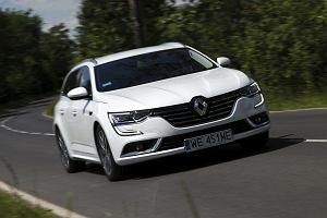 Renault Talisman Grandtour | Pierwsza jazda | Można się zakochać