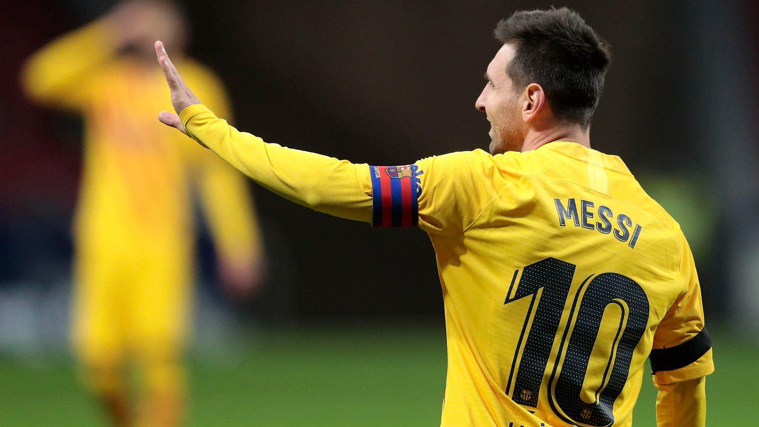 FC Barcelona zagra w Lidze Mistrz