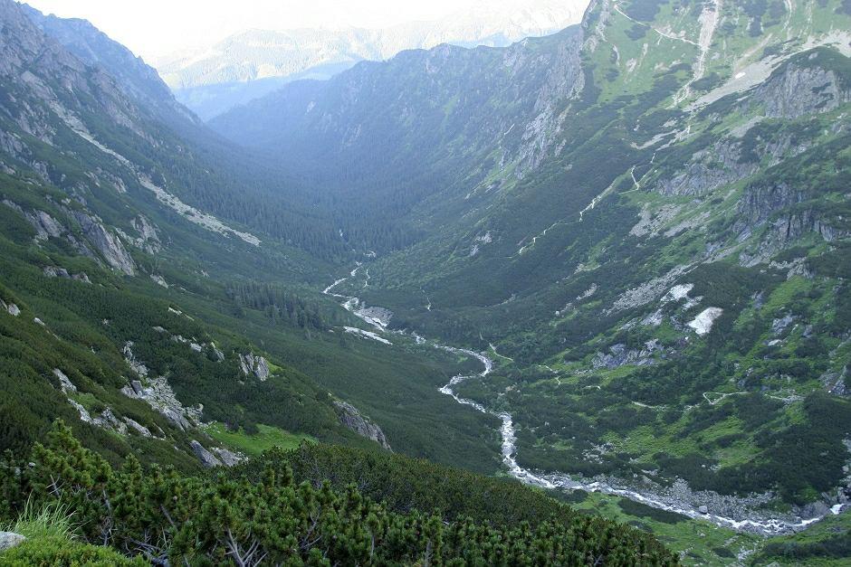 Dolina Roztoki