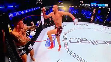Nokaut roku w polskim MMA?!