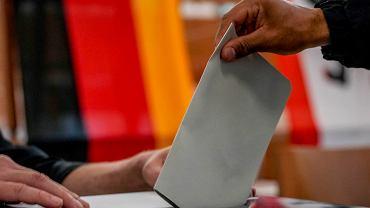 Wybory w Niemczech. Są wyniki exit poll (zdjęcie ilustracyjne)