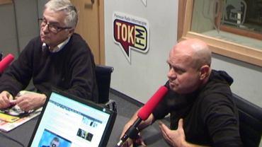 Jan Ordyński i Roman Kurkiewicz w Poranku Radia TOK FM