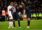 Ligue 1. Edinson Cavani upokorzył Neymara w szatni PSG