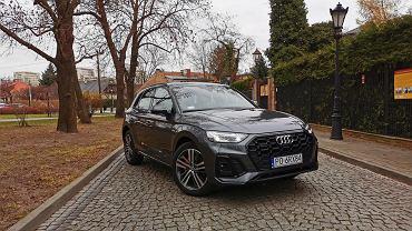 Audi Q5 45 TFSI quattro S tronic
