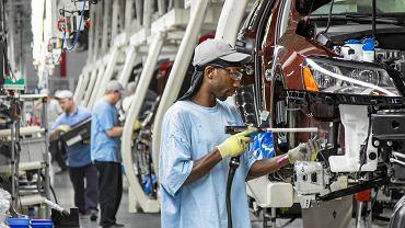 Fabryka Volkswagena w Chattanooga, w stanie Tennessee