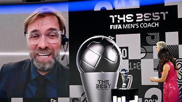 Sensacyjny wybór trenera roku, triumfator nie dowierzał w zwycięstwo