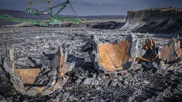 Odkrywka węgla brunatnego Turów (zdjęcie ilustracyjne)