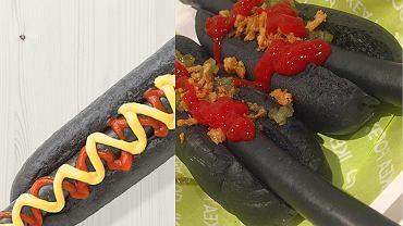 Ninja Dog - czyli czarny hot-dog z Ikei