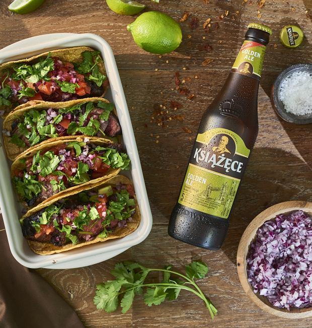 Książęce Golden taco