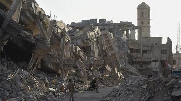 Zniszczony Mosul