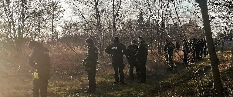 W lubuskim znaleziono nadpalone ciało. Policja zatrzymała syna ofiary