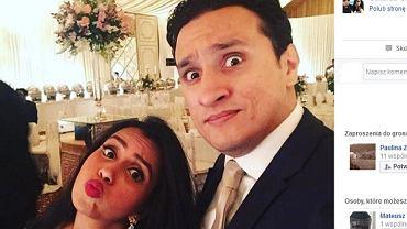Huma ze swoim mężem Arsaalanem