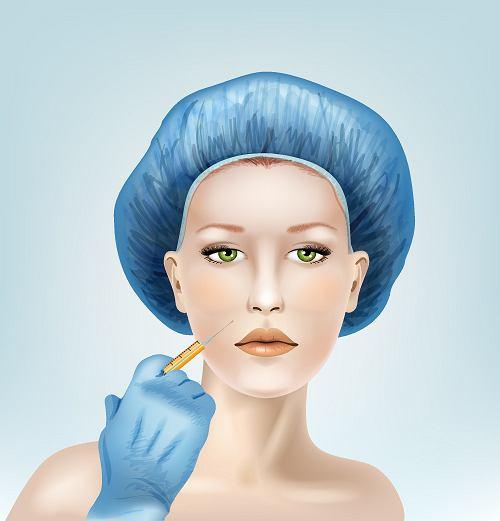 Nieudany zabieg medycyny estetycznej