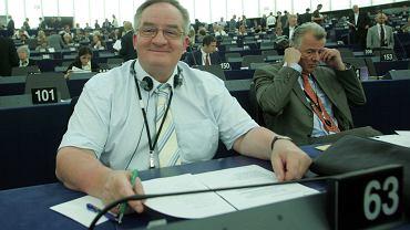Jacek Saryusz-Wolski (fot. Wojciech Olkuśnik/AG)