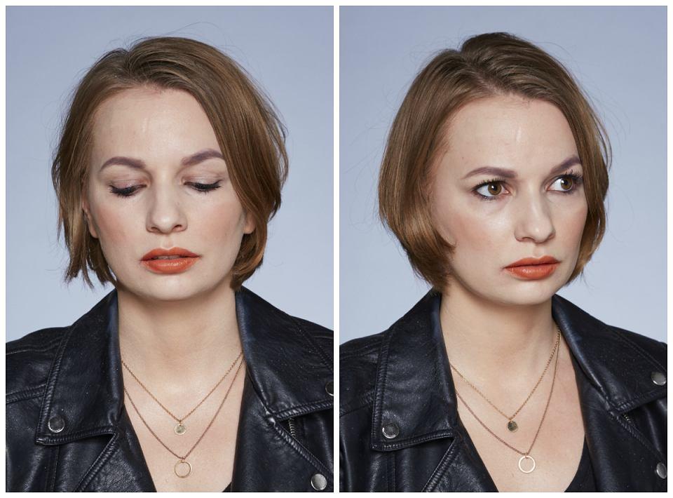 Oranż na ustach i mocne brwi jak u Cary Delevingne. Tak wyglądał najmodniejszy makijaż w roku 2013!