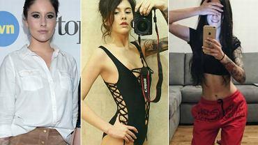 """Aleksandra Żuraw była jedną z najbardziej charakterystycznych uczestniczek """"Top Model"""". Jako nastolatka Żuraw jednak ani trochę nie przypominała modelki, a jej droga do idealnej sylwetki nie była łatwa."""