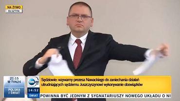 Sędzia Nowacki
