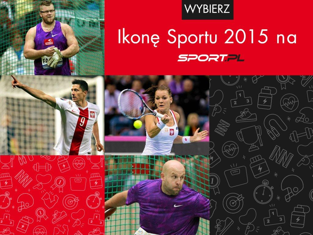Ikona Sportu 2015 czytelników Sport.pl