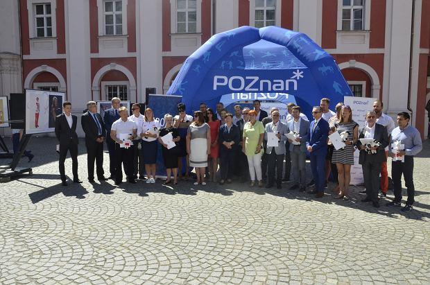 Rio 2016. Poznań pożegnał swoich olimpijczyków