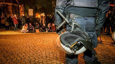 Demonstracje będzie można organizowac beż wcześniejszego informowania o tym urzędników.