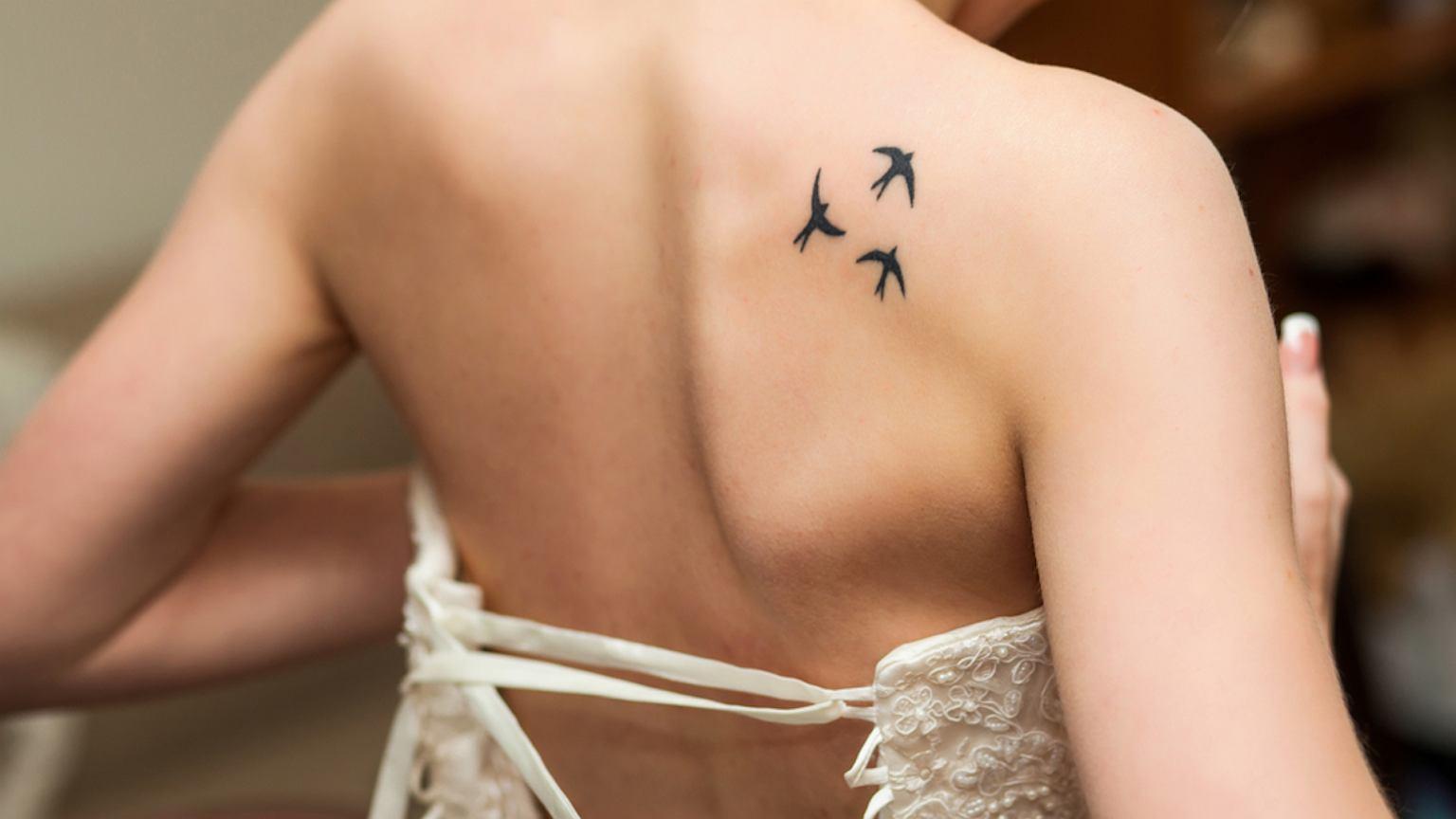 Tatuaż Jak Się Robi Wzory Usuwanie Tatuażu