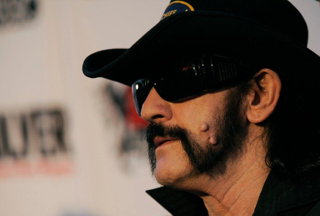 Lemmy Kilmister, lider Motörhead