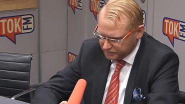 Gość magazynu EKG - wiceminister finansów Paweł Gruza