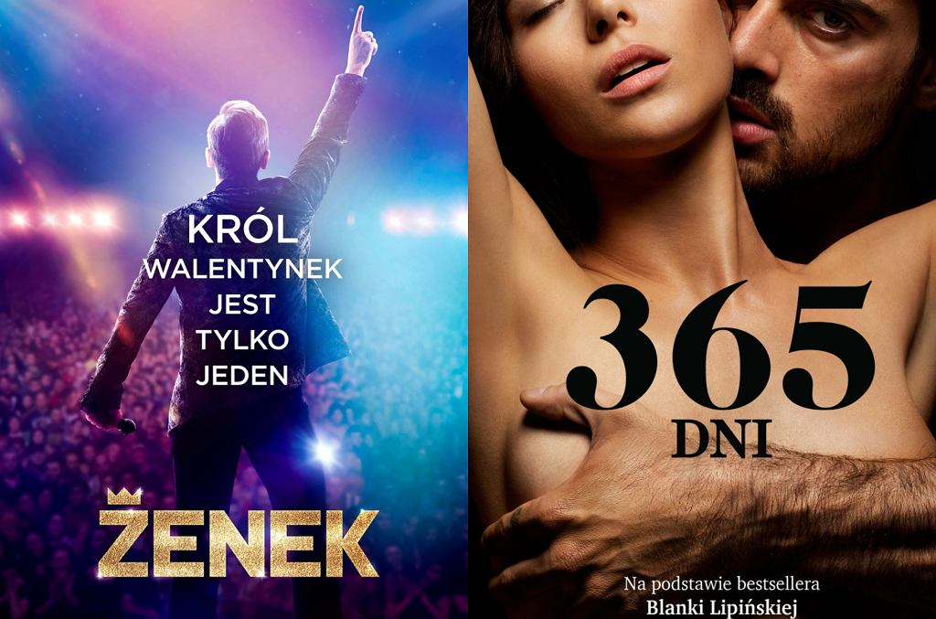 Zenek i 365 dni - plakaty
