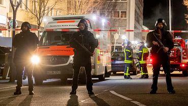Niemcy: strzelanina w Hanau