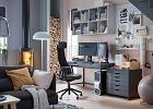Biurko Ikea - pomysłowe rozwiązania dla domowego biura
