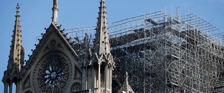 Śledztwo ws. pożaru Notre Dame może być
