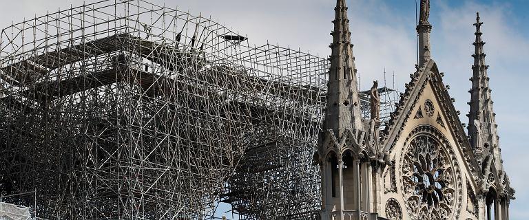 Francuscy muzułmanie solidarni z chrześcijanami. Pomogą z odbudową katedry