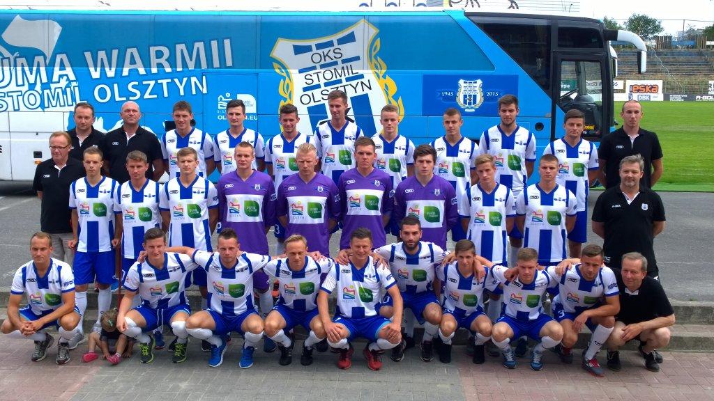 Piknik Stomilu z okazji obchodów 70-lecia klubu oraz prezentacja pierwszoligowej drużyny na sezon 2015/2016