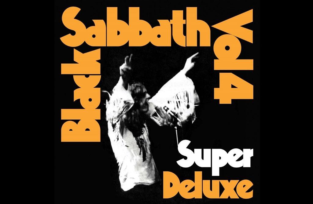 Black Sabbath vol 4 - super deluxe