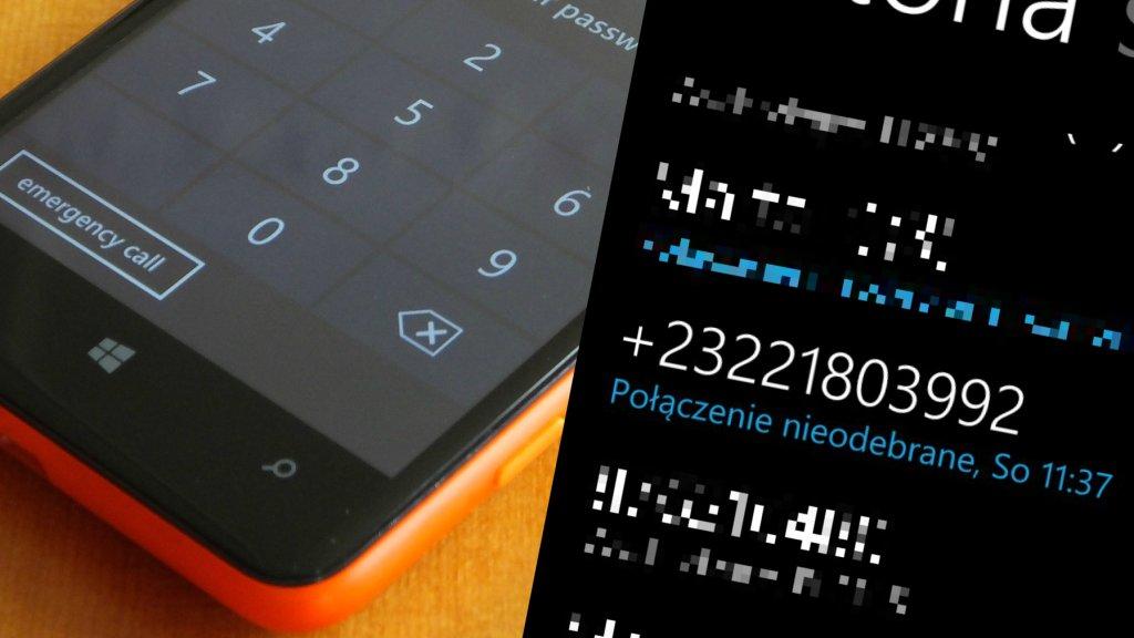 Oddzwonienie na taki numer może kosztować nas bardzo dużo pieniędzy