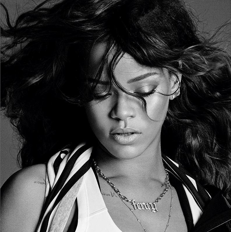 Rihanna w kampanii Fenty x Puma wiosna-lato 2017