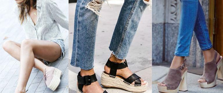 Buty na koturnie - jakie modele wybierać i do czego nosić?