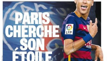 Neymar trafi do PSG?