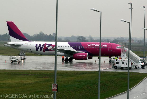Wizz Air odwołuje wszystkie loty do Włoch. Nie będzie tam latał do początku kwietnia