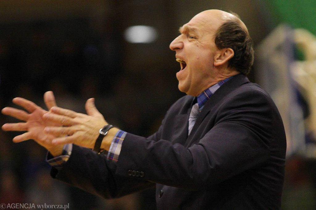 Andrej Urlep, były trener Śląska Wrocław i Anwilu Włocławek