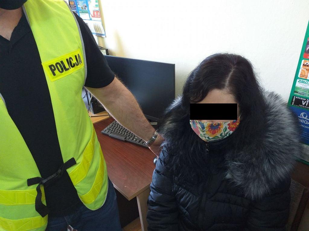 Lublin. Zatrzymano kobietę, która może być winna podpaleniu kościoła