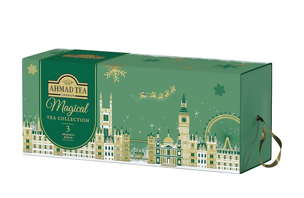 Ahmad Tea London Magical Tea Collection
