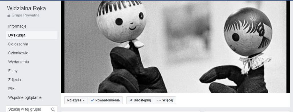 'Widzialna ręka' - internetowa grupa wsparcia podczas koronawirusa