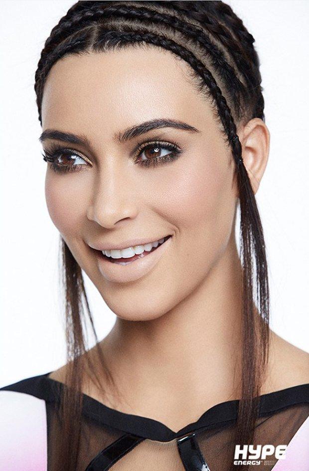 Kim Kardashian promuje HYPE Energy