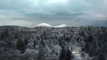 Islandczycy chcą zbudować ALDIN, kompleks szklanych biokopuł ogrzewanych energią geotermalną