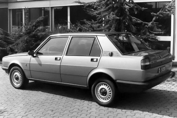 1981 Alfa Romeo Giulietta