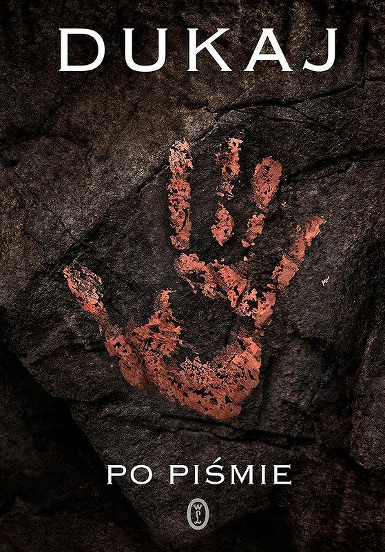Okładka książki Jacka Dukaja 'Po piśmie'